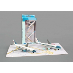 US Air Force 2 Plane Airplane Set – 8cm Toy